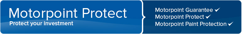 Motorpoint Protect - Protect your investment