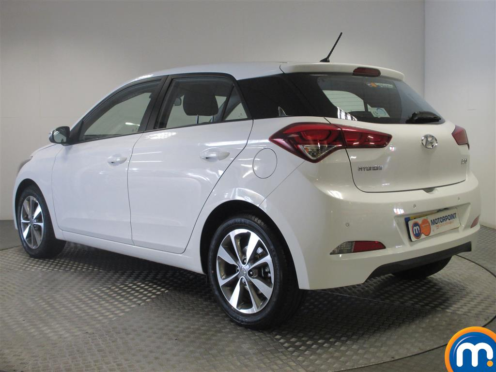 Used Or Nearly New Hyundai I20 1 4 Se 5dr New Model