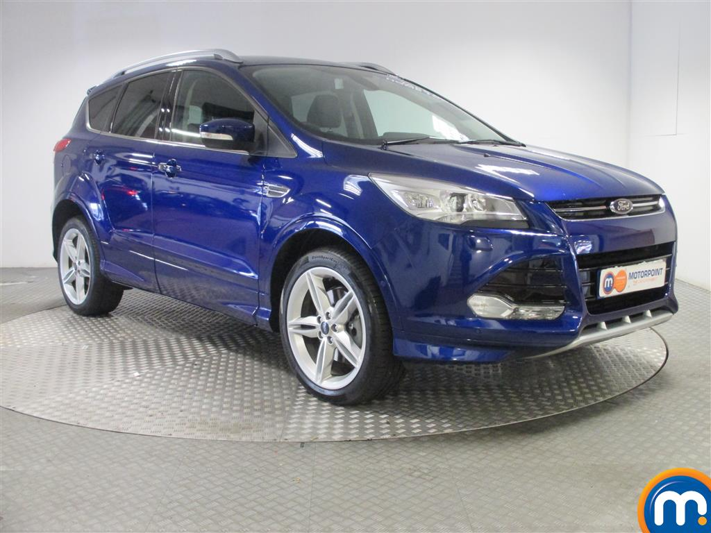 used or nearly new ford kuga 2 0 tdci 180 titanium x sport. Black Bedroom Furniture Sets. Home Design Ideas