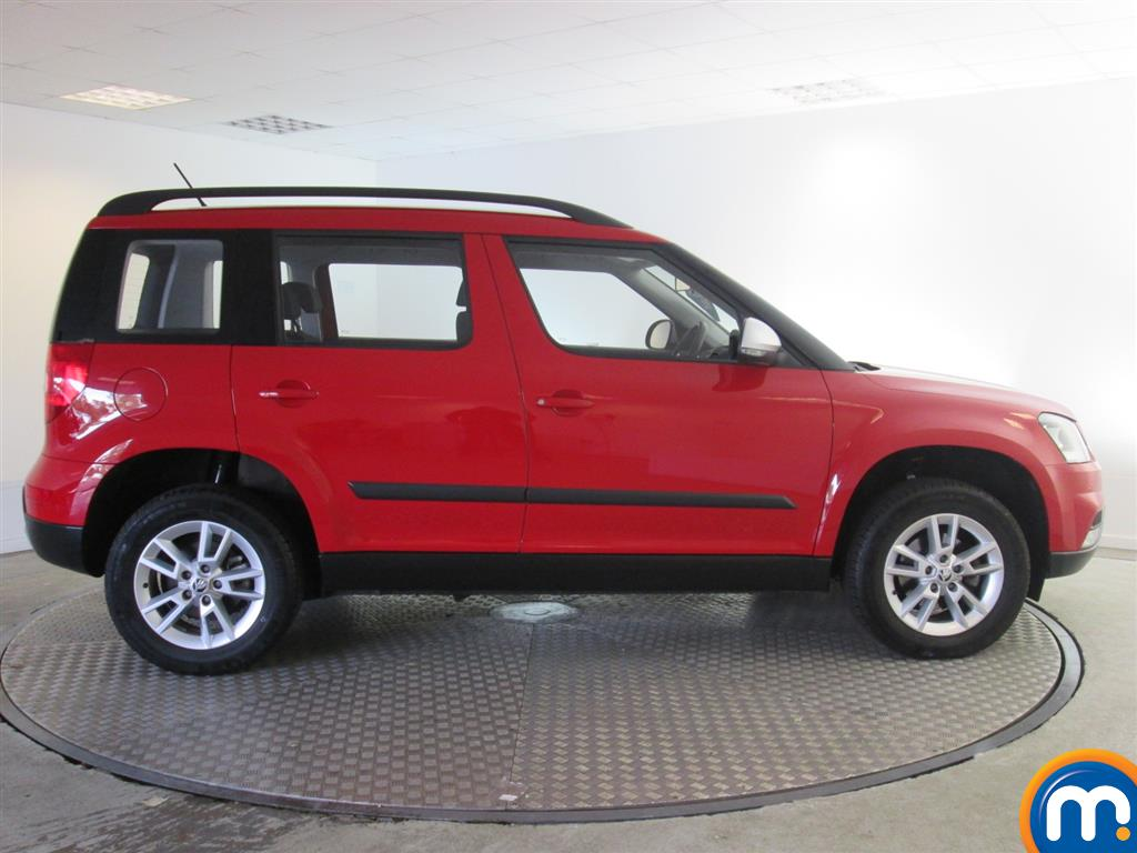 used or nearly new skoda yeti outdoor 2 0 tdi cr s 4x4. Black Bedroom Furniture Sets. Home Design Ideas