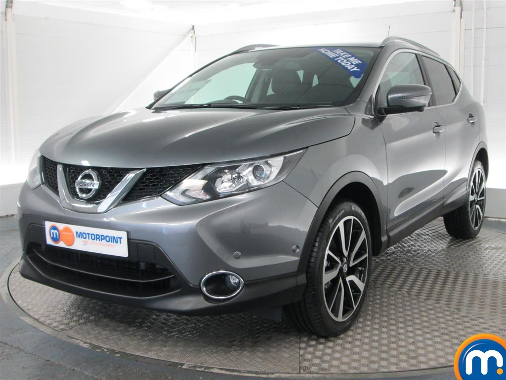 used or nearly new nissan qashqai 1 5 dci tekna 5dr silver for sale in peterborough motorpoint. Black Bedroom Furniture Sets. Home Design Ideas