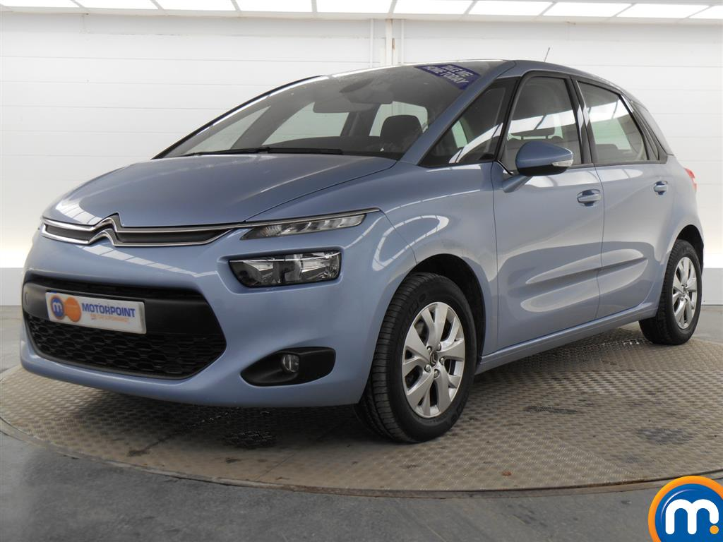 used or nearly new citroen c4 picasso 1 6 hdi vtr plus 5dr blue for sale in derby motorpoint. Black Bedroom Furniture Sets. Home Design Ideas