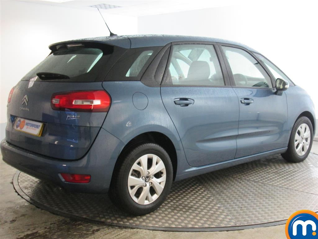 used or nearly new citroen c4 picasso 1 6 hdi vtr plus 5dr blue for sale in newport motorpoint. Black Bedroom Furniture Sets. Home Design Ideas