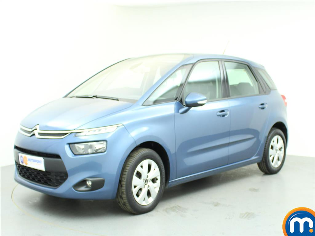 used or nearly new citroen c4 picasso 1 6 hdi vtr plus 5dr blue for sale in birtley motorpoint. Black Bedroom Furniture Sets. Home Design Ideas