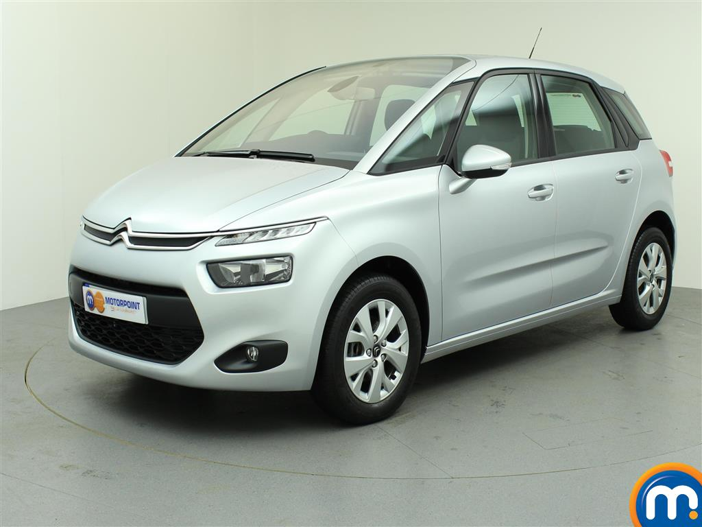 used or nearly new citroen c4 picasso 1 6 hdi vtr plus 5dr silver for sale in birtley motorpoint. Black Bedroom Furniture Sets. Home Design Ideas
