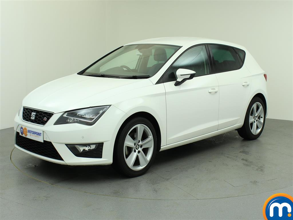 used or nearly new seat leon 1 4 tsi fr 5dr technology pack white for sale in birtley motorpoint. Black Bedroom Furniture Sets. Home Design Ideas