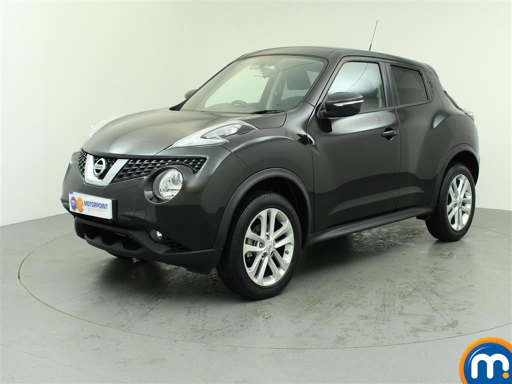 used or nearly new nissan juke 1 5 dci acenta 5dr black for sale in birtley motorpoint. Black Bedroom Furniture Sets. Home Design Ideas