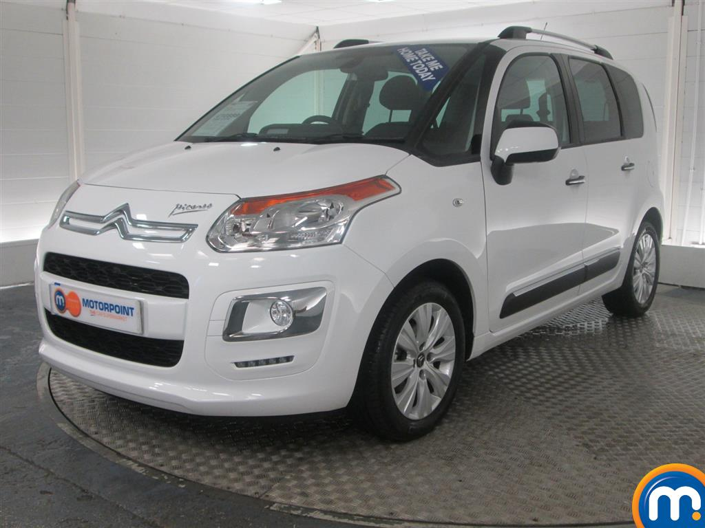 used or nearly new citroen c3 picasso 1 6 bluehdi. Black Bedroom Furniture Sets. Home Design Ideas