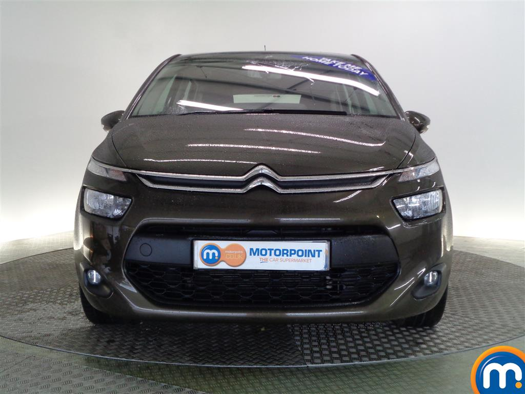 used or nearly new citroen c4 picasso 1 6 hdi vtr plus 5dr brown for sale in glasgow motorpoint. Black Bedroom Furniture Sets. Home Design Ideas