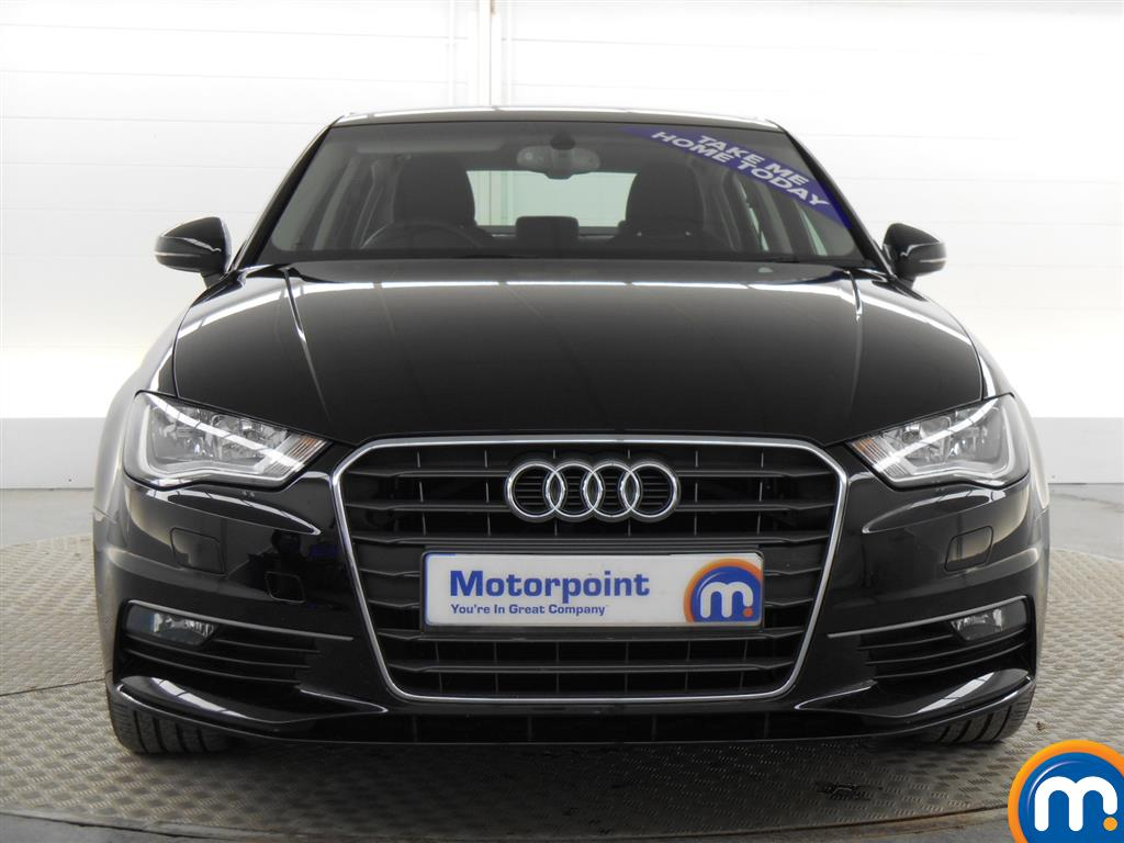 used or nearly new audi a3 2 0 tdi 184 sport 4dr nav. Black Bedroom Furniture Sets. Home Design Ideas
