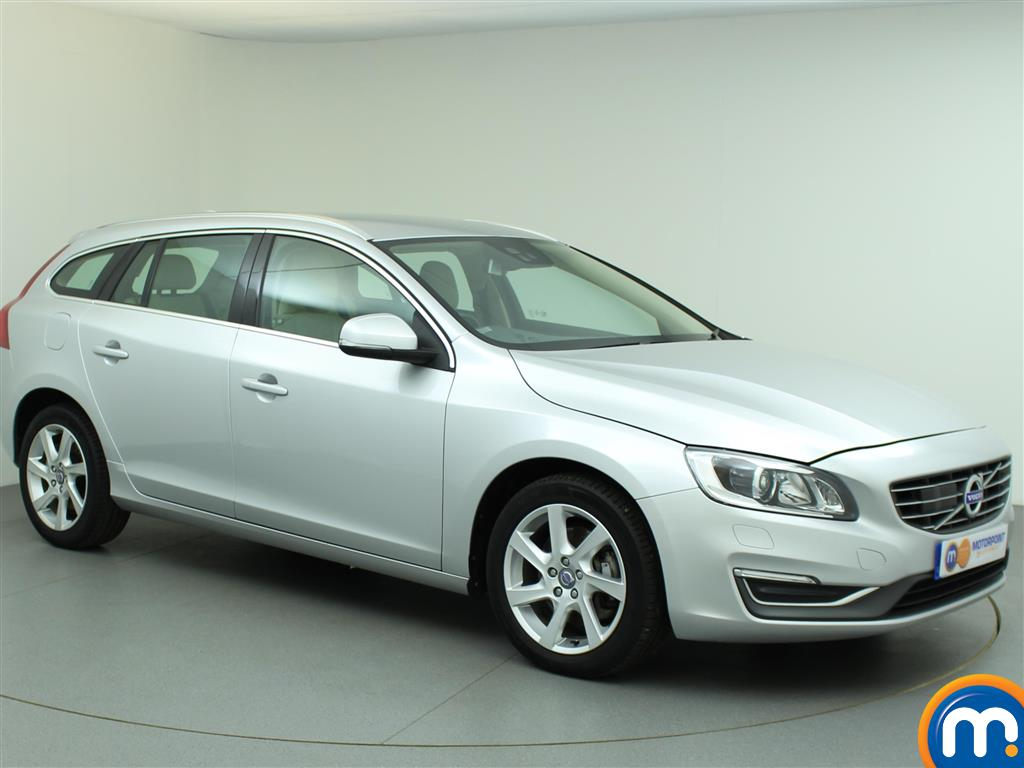 used or nearly new volvo v60 d5 215 se lux nav estate. Black Bedroom Furniture Sets. Home Design Ideas