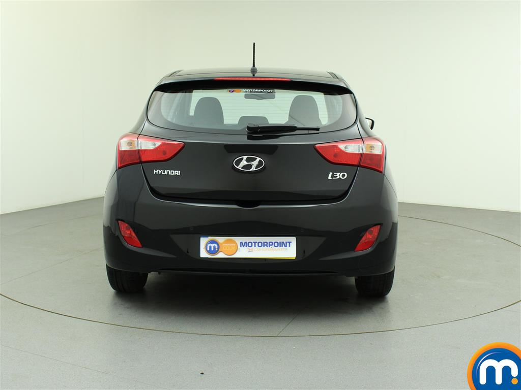 Used or nearly new hyundai i30 1 6 crdi blue drive se 5dr black for