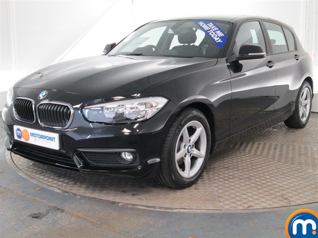 used or nearly new bmw 1 series 116d efficientdynamics. Black Bedroom Furniture Sets. Home Design Ideas