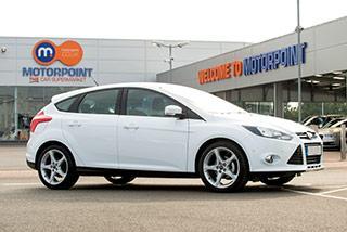 latest Motorpoint Stock