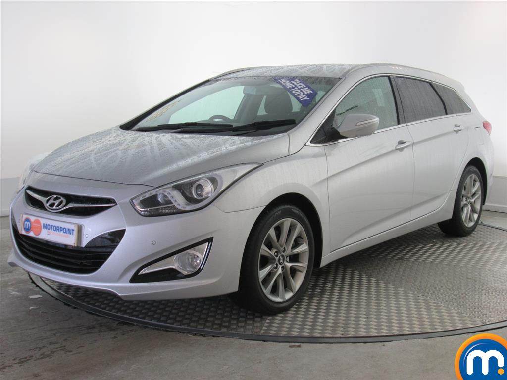 used or nearly new hyundai i40 1 7 crdi 136 style estate auto silver for sale in newport. Black Bedroom Furniture Sets. Home Design Ideas