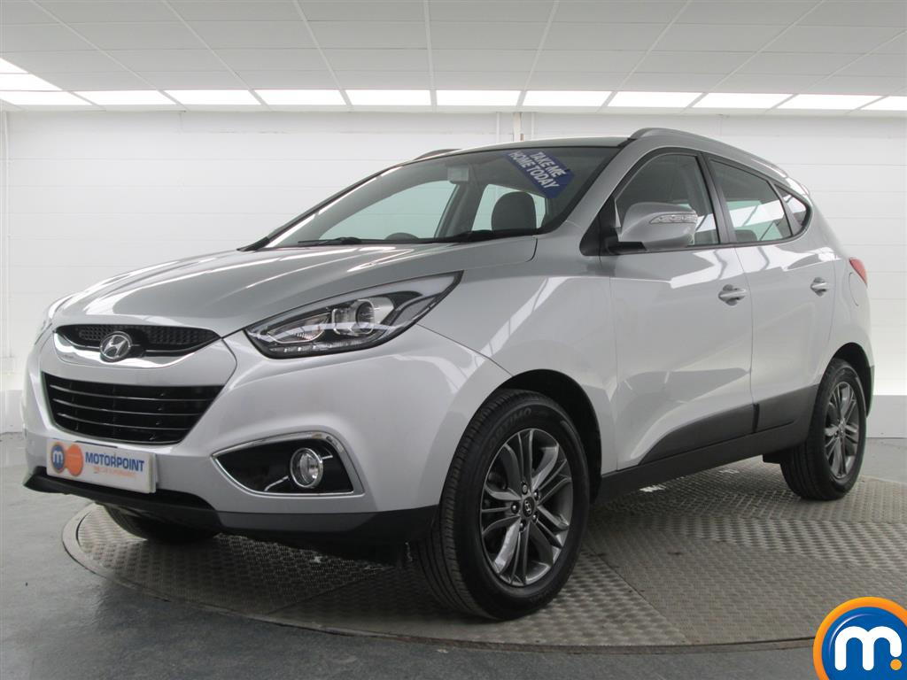 used or nearly new hyundai ix35 1 7 crdi se nav 5dr 2wd silver for sale in derby motorpoint. Black Bedroom Furniture Sets. Home Design Ideas