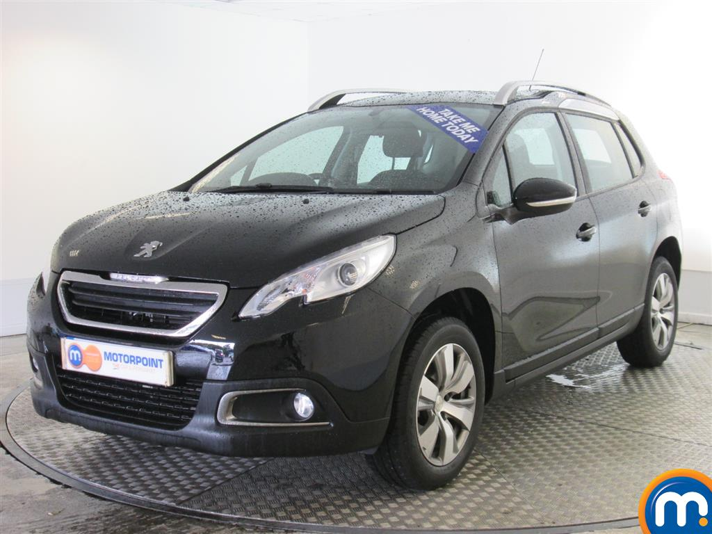 used or nearly new peugeot 2008 1 2 puretech active estate black for sale in newport motorpoint. Black Bedroom Furniture Sets. Home Design Ideas