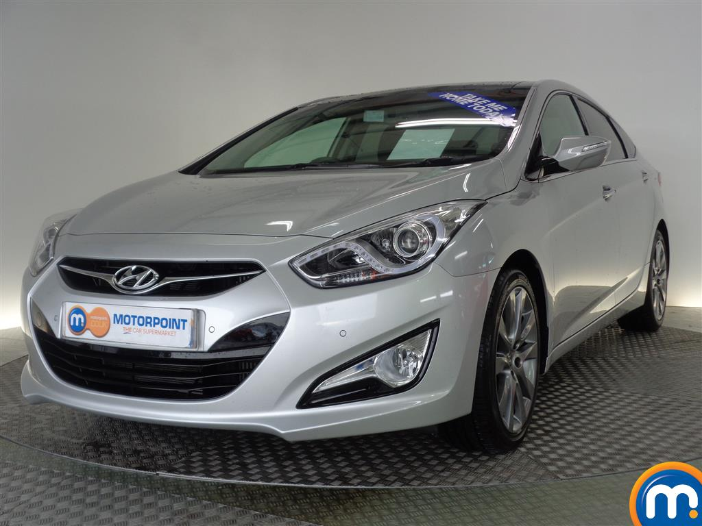 used or nearly new hyundai i40 1 7 crdi 136 premium 4dr auto silver for sale in glasgow. Black Bedroom Furniture Sets. Home Design Ideas