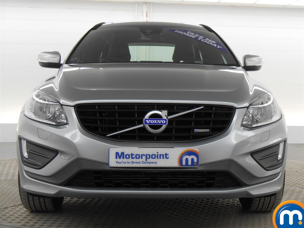used or nearly new volvo xc60 d5 215 r design nav 5dr awd geartronic electric silver for sale. Black Bedroom Furniture Sets. Home Design Ideas