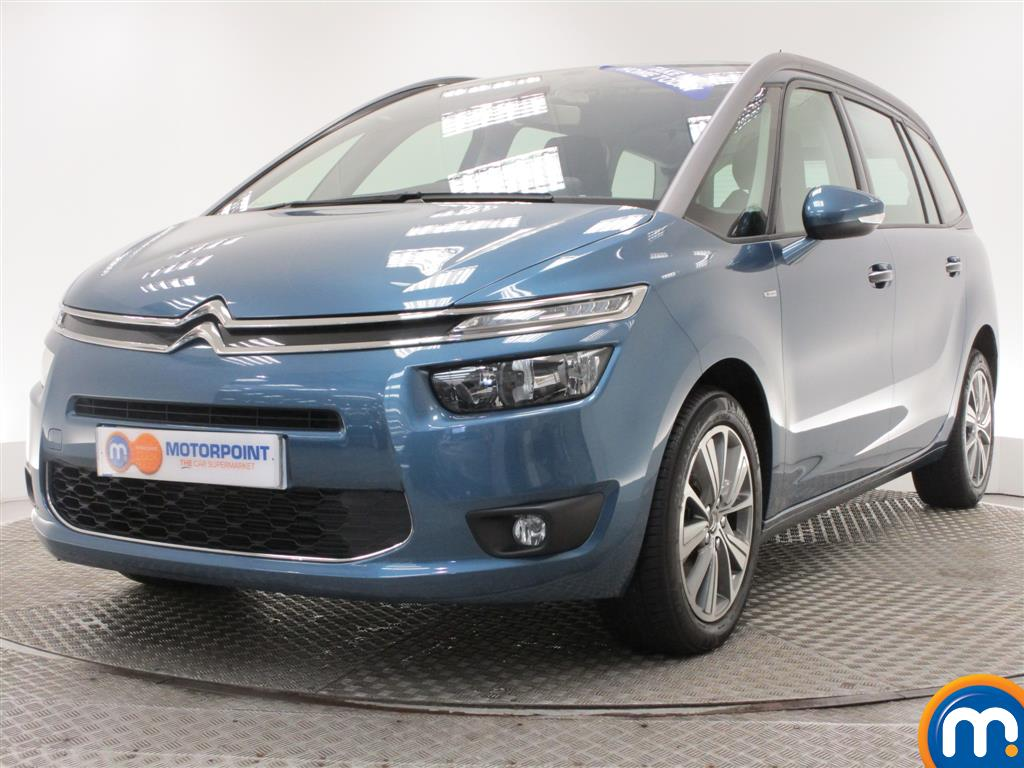 used or nearly new citroen grand c4 picasso 2 0 bluehdi exclusive 5dr blue for sale in burnley. Black Bedroom Furniture Sets. Home Design Ideas