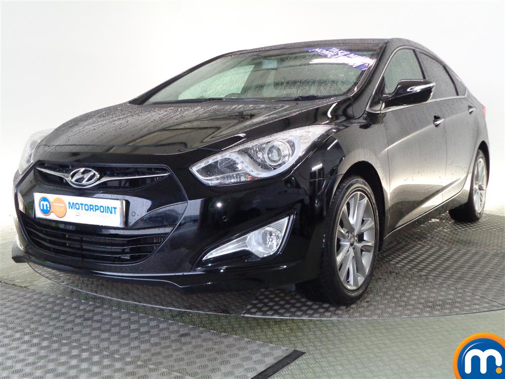 used or nearly new hyundai i40 1 7 crdi 136 style 4dr auto black for sale in glasgow motorpoint. Black Bedroom Furniture Sets. Home Design Ideas